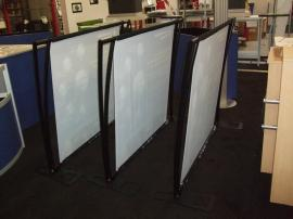 TF-402 Aero Portable Table Top Displays with Tension Fabric Graphics -- Image 2