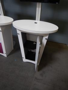 RENTAL: (3) RE-1223 Tapered Counter Kiosks