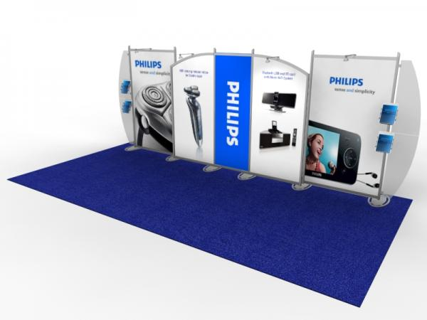 VK-2115 Portable Hybrid Trade Show Exhibit -- Image 3